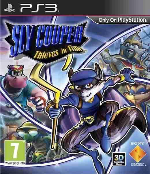Descargar Sly Cooper Thieves In Time [MULTI][Region Free][FW 4.3x][DUPLEX] por Torrent